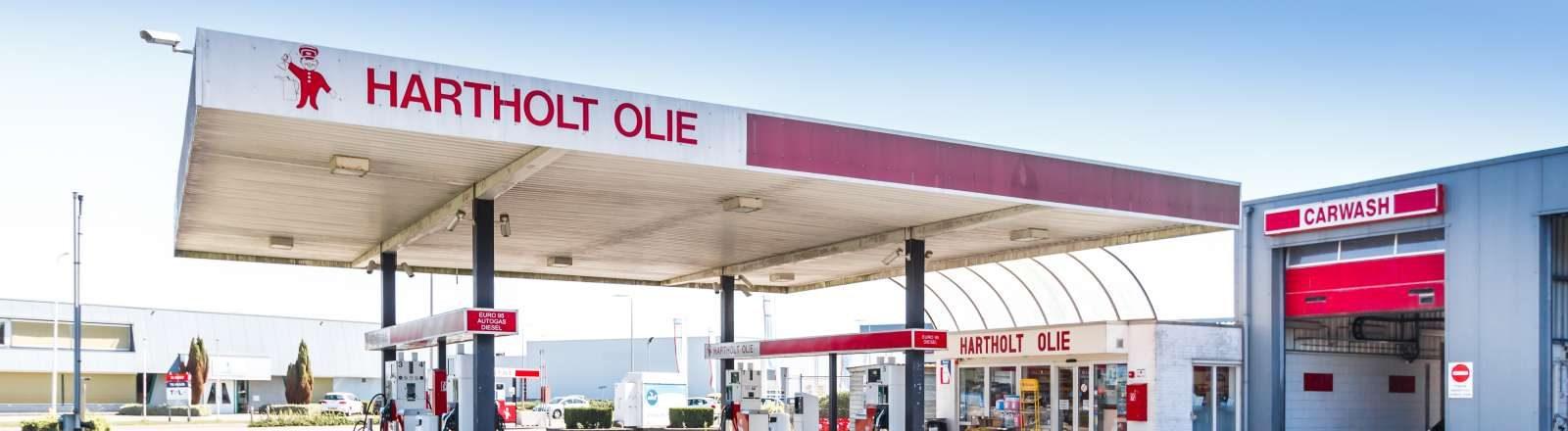 Hartholt Olie Tankstation Heino