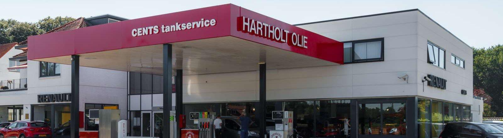 Hartholt Olie tankstation Ommen